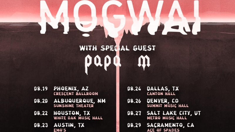 Mogwai : Official Website