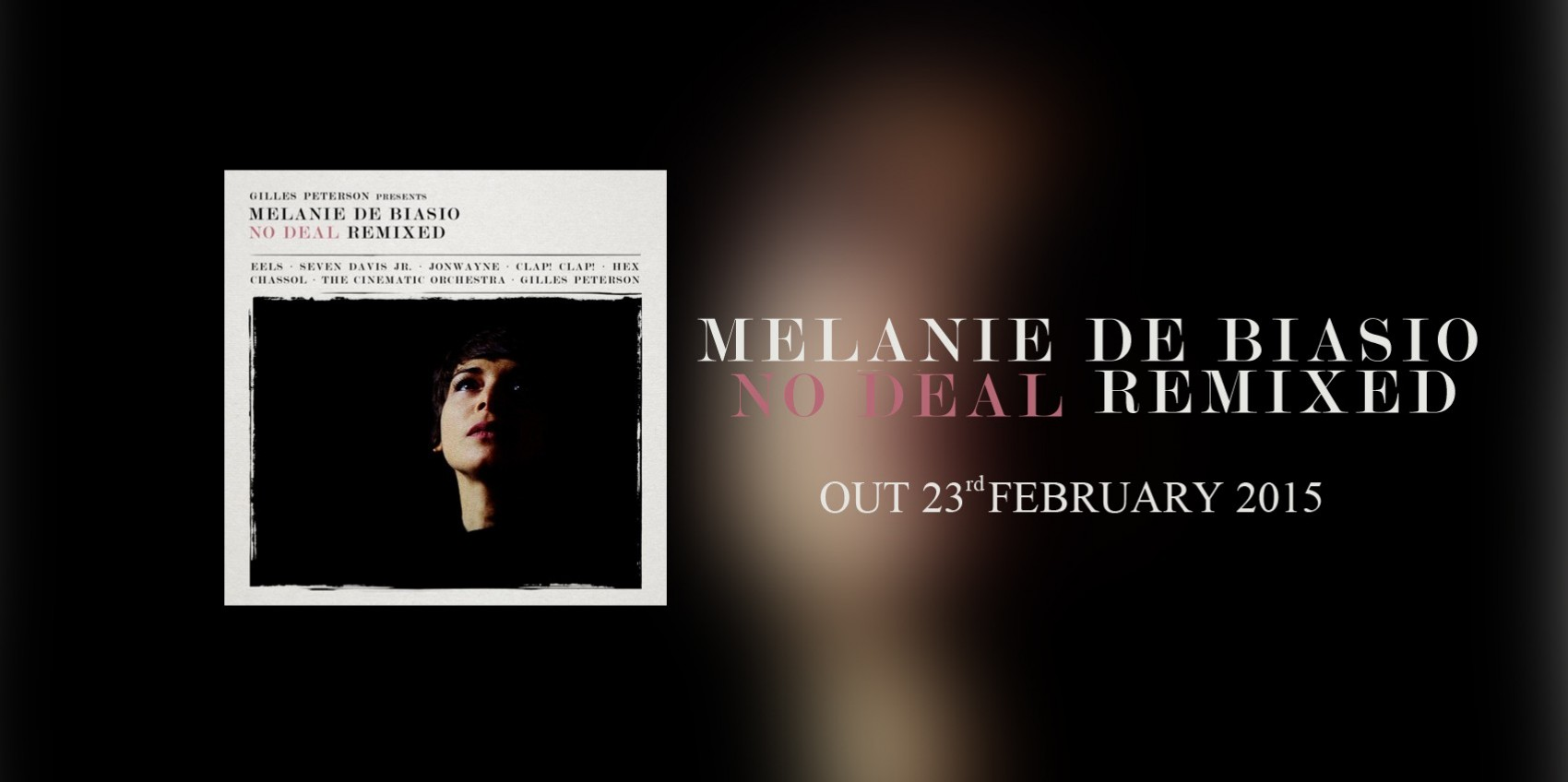 Melanie De Biasio - No Deal Remixed