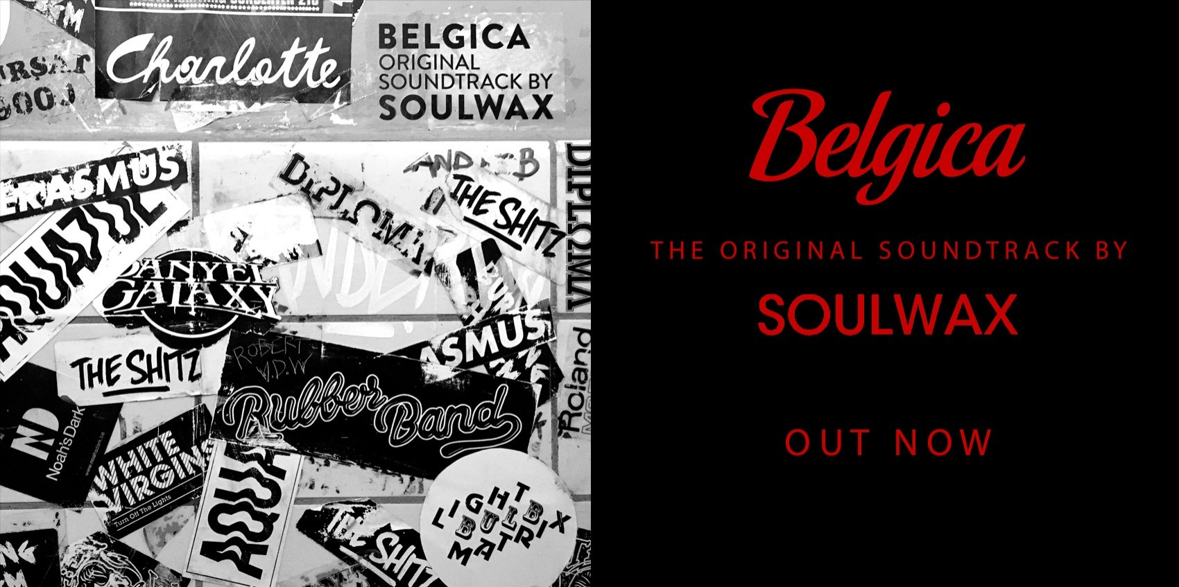 Soulwax \'Belgica OST\' OUT NOW