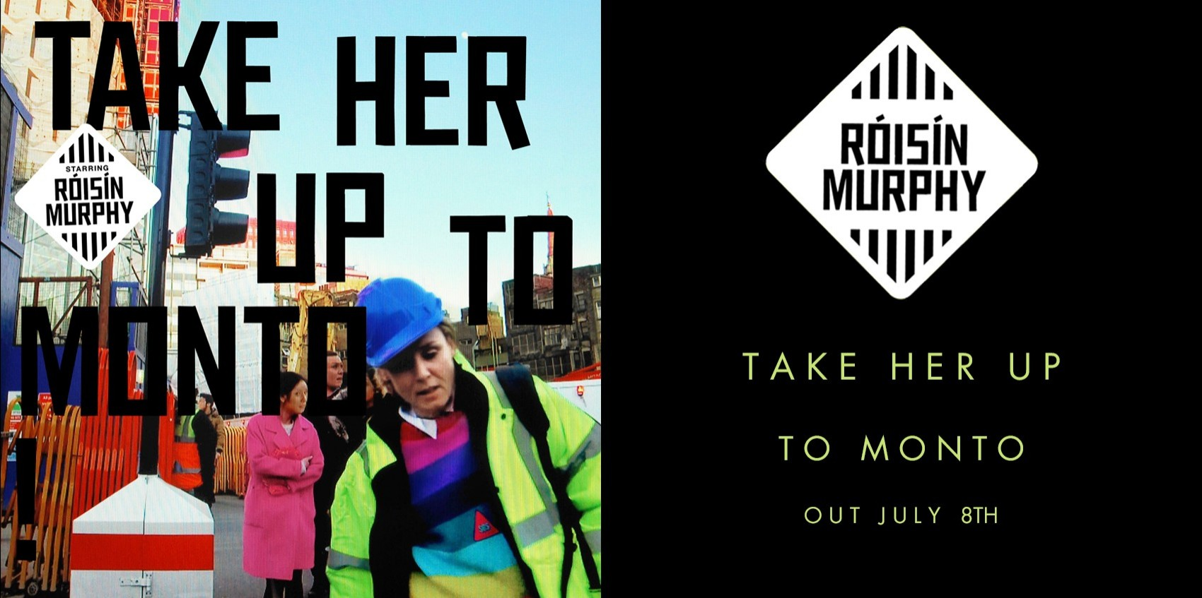 Róisín Murphy \'Take Her Up To Monto\' - Out 8th July 2016
