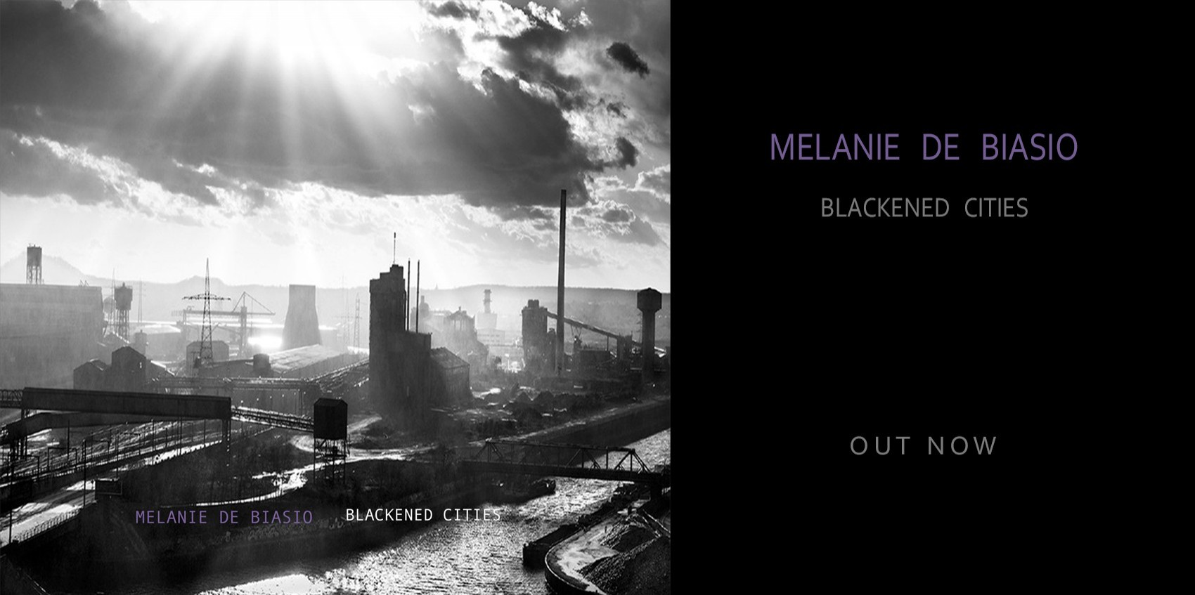 Melanie de Biasio\'s \'Blackened Cities\' Is Out Now
